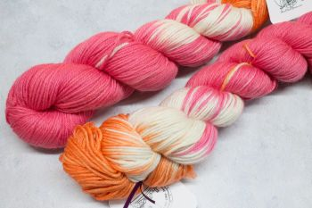 Life is like a Grapefruit - Dk/Worsted