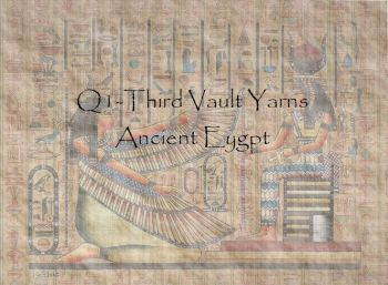 Ancient Egypt - Quarter 3 Yarn Clubs -  3 month subscription - All Bases