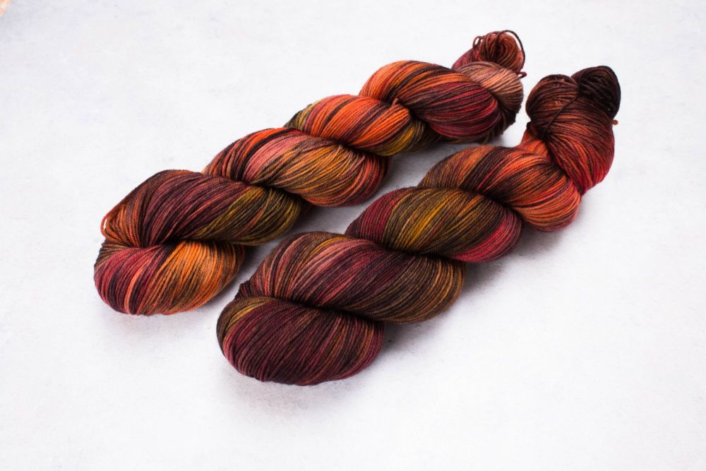 Mount Doom ~ Dyed to Order