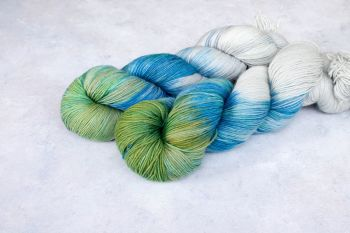 Mostly Harmless - 4ply & sock
