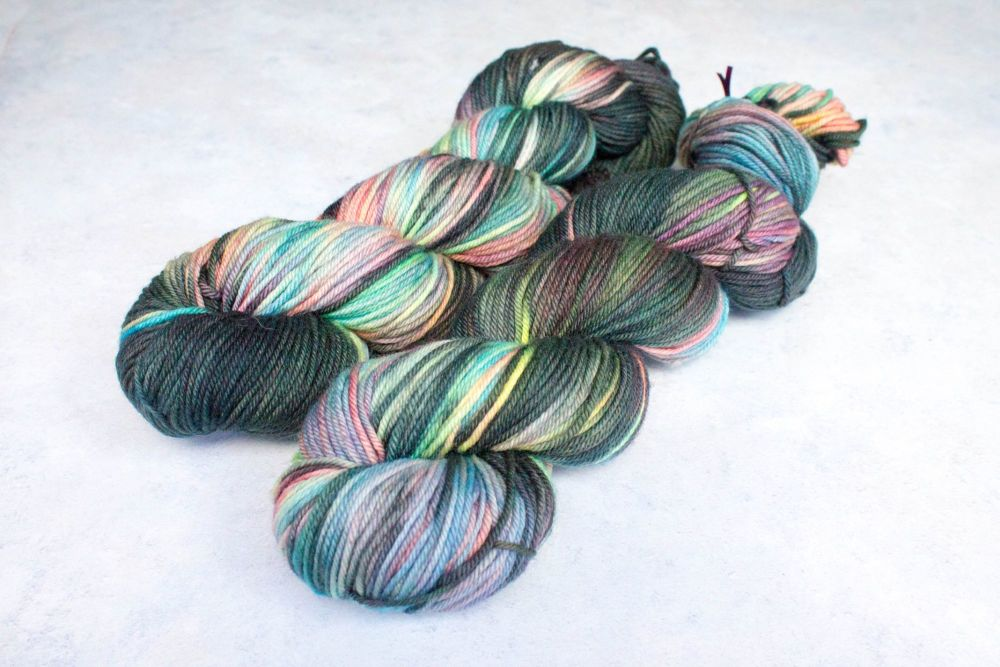 Possessed by a Demon ~ Dk & Worsted