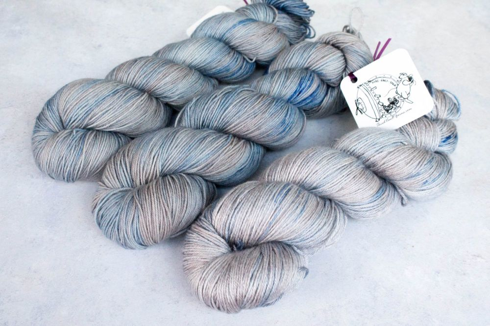 Cloud Atlas ~ 4ply & sock