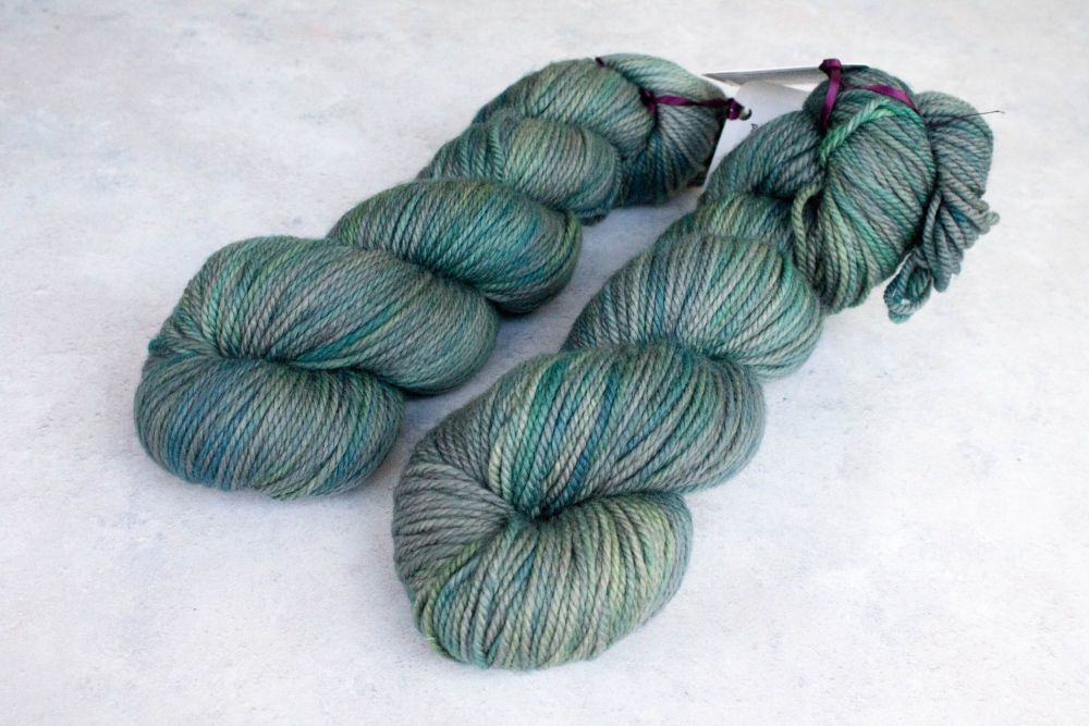 There Be Monsters ~ DK & Worsted