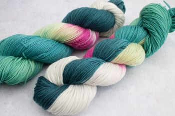 The Magpie ~ Dyed to Order