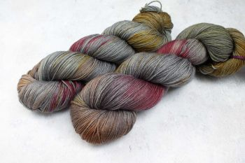 Krypton ~ 4ply & Sock