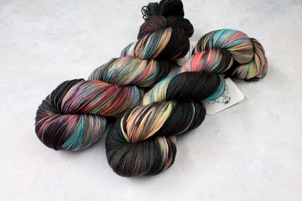 Possessed by a Demon ~ 4ply & Sock