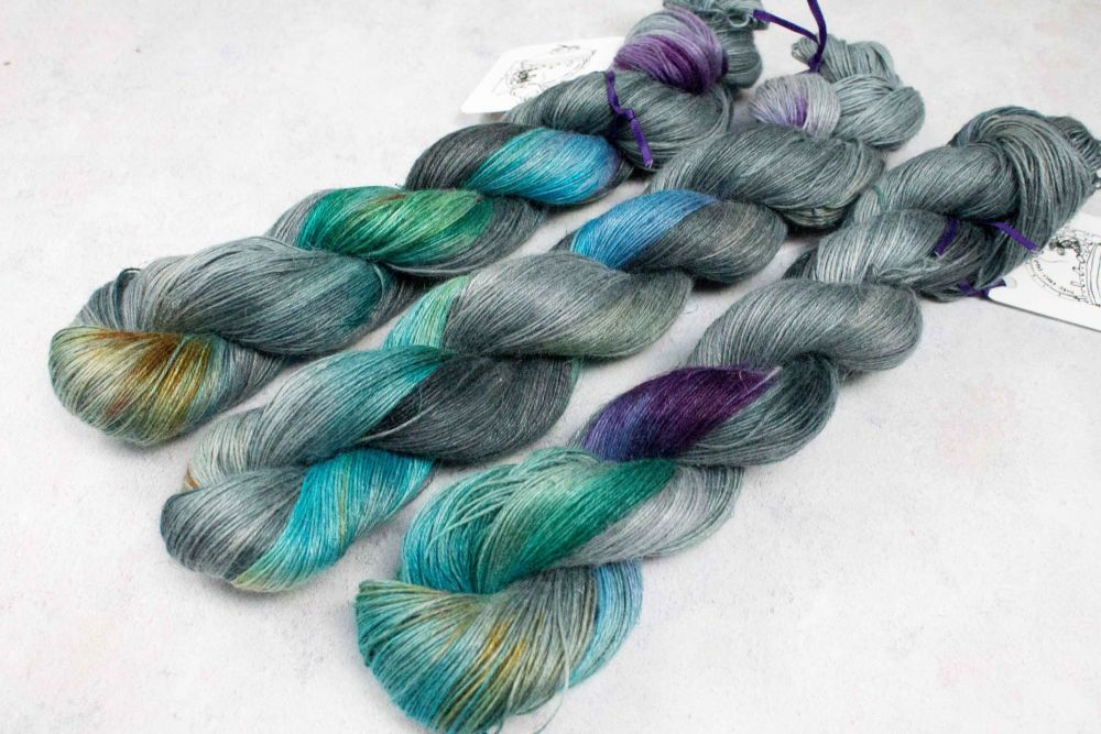 Reflection on the North Sea - Limbo 4ply