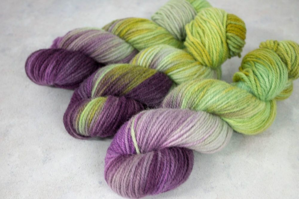 Poison Gardens of Blarney Castle ~ Irish Wool