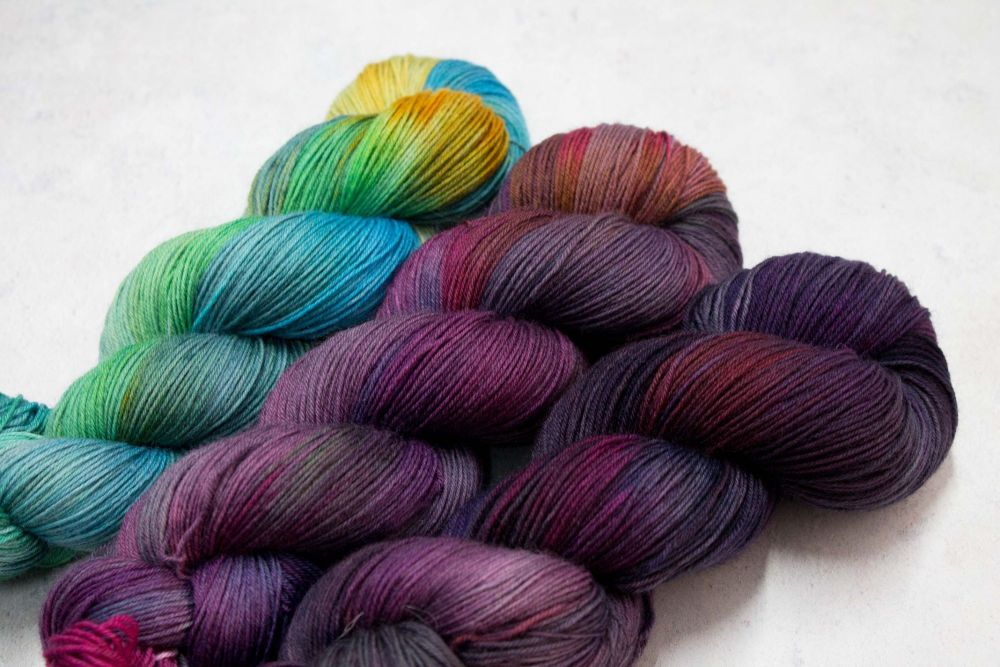 The Parcae  ~ Dyed to Order