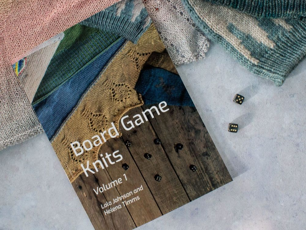 Board Game Knits vol. 1