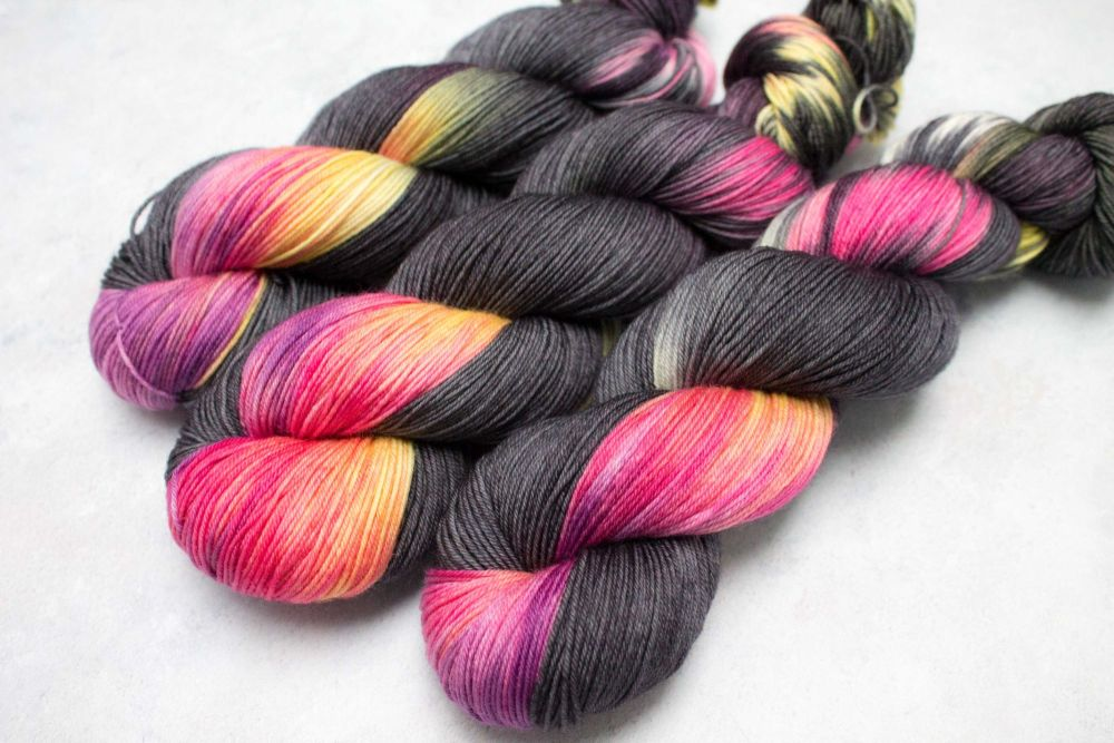 Trine ~ All Bases ~ Dyed to Order