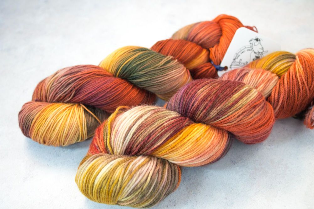 Vulcan ~ Star trek yarn