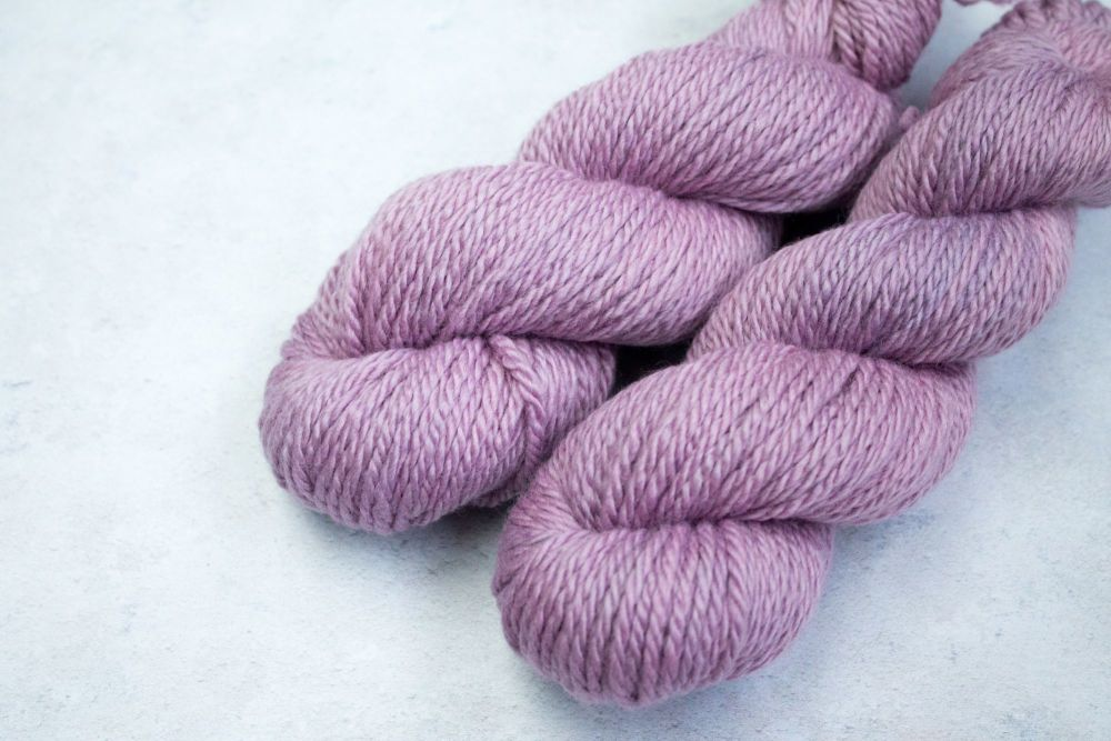 Purple ~ Chunky BFL