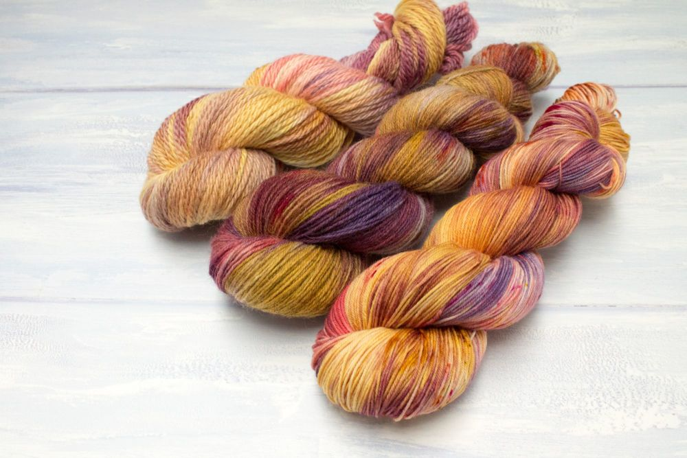 Sunfire Elves ~ Sock & Chunky