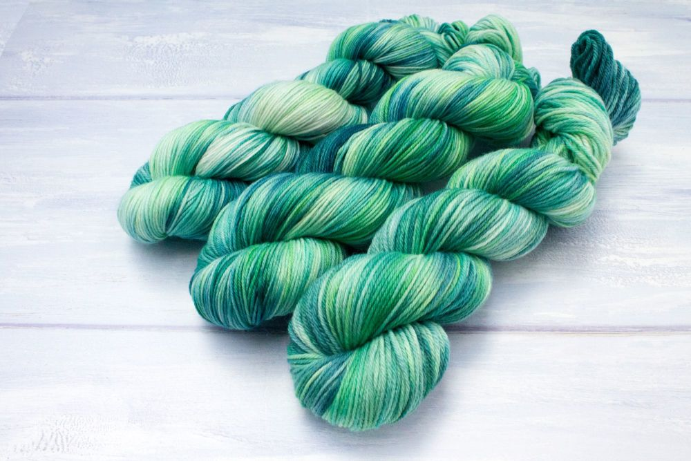 Waters of Mars - 4ply & DK (in stock)