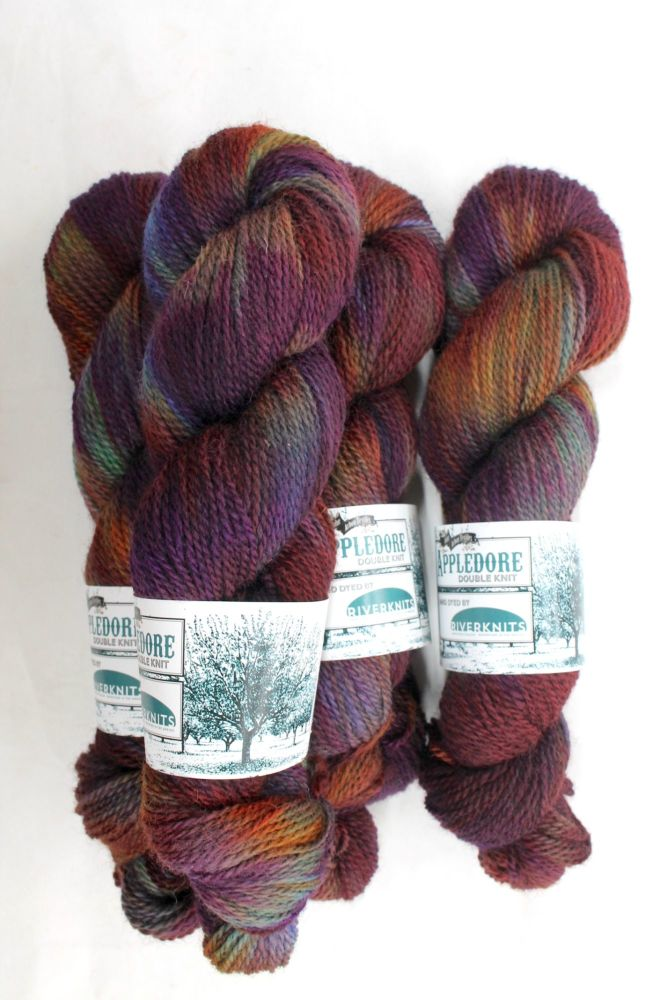 Excalibur ~ Appledore Limited Edition ~ Riverknits