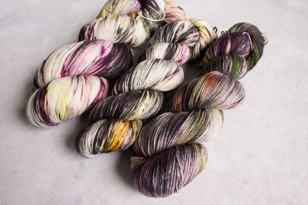 Hexic ~ Autumn Special ~ Dyed to Order