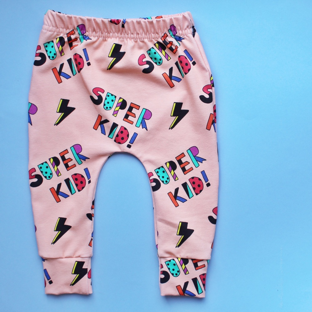Super Kid Leggings