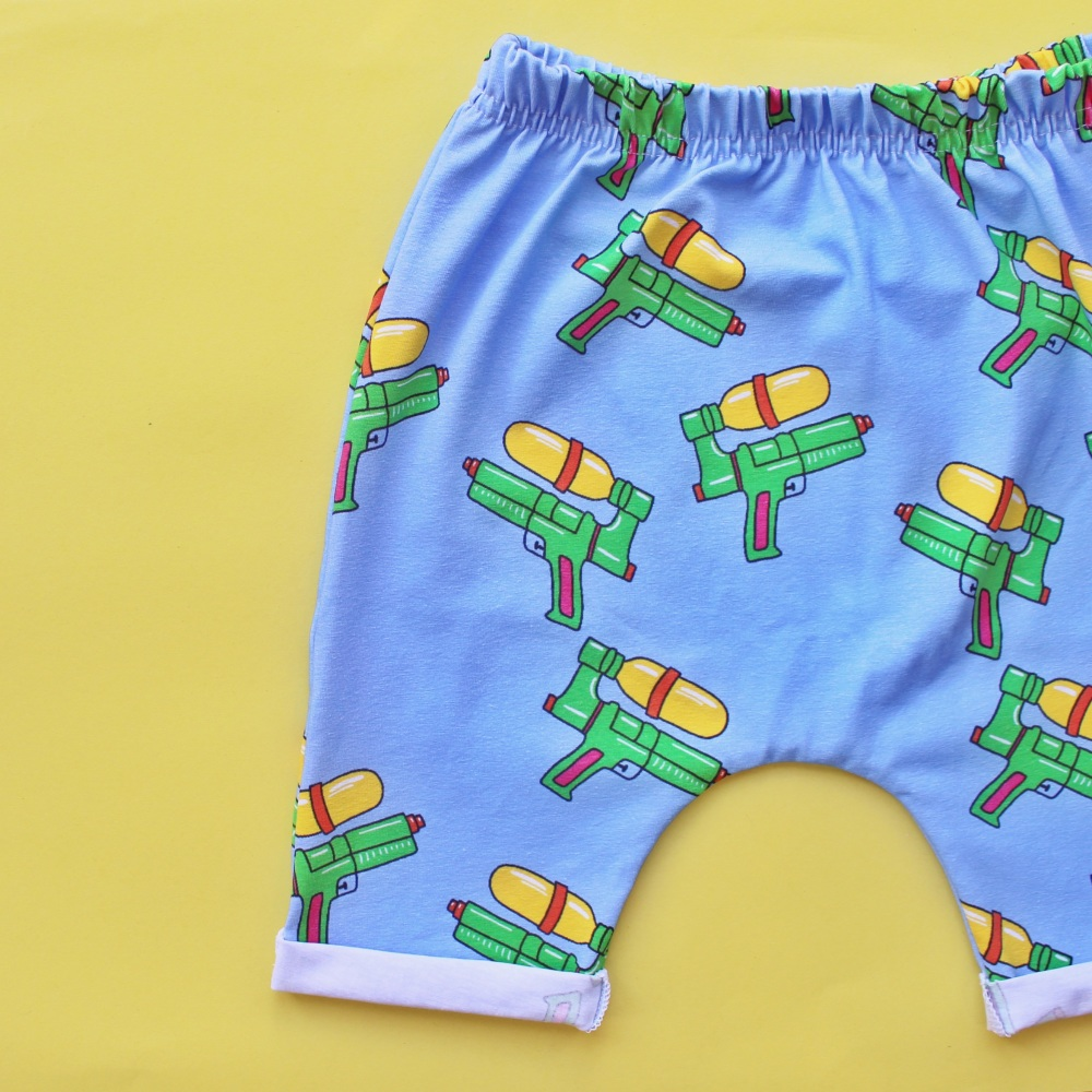 Super Soaker Shorts