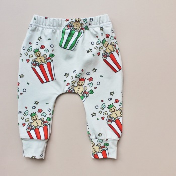 Gingerbread Pop Leggings (Ready Made)