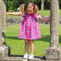 Sassy Pants Smock Dress