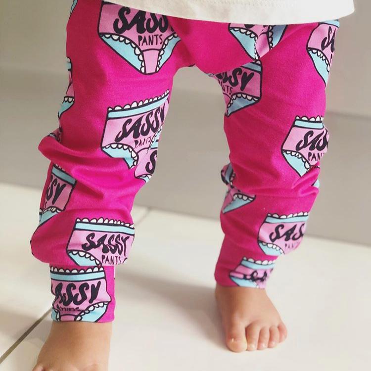 Sassy Pants Leggings