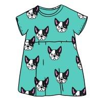 Little Pup Smock Dress