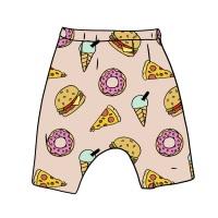 Foodie Shorts