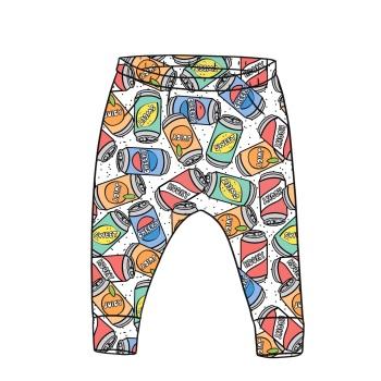 Kooky Soda Pop leggings (ready made)