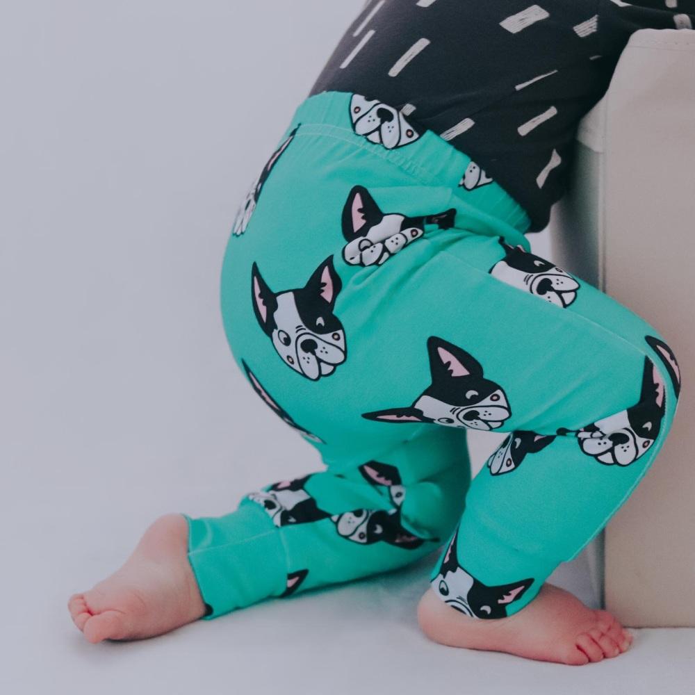 Little Pup Leggings
