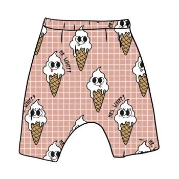 Mr & Mrs Whippy Harem shorts (Ready made)