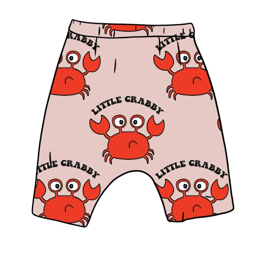 Little Crabby Harem shorts (Ready made)