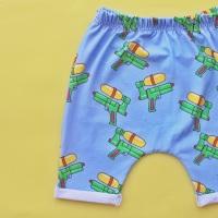 Super Soaker Harem shorts (Ready made)