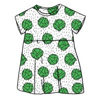 Little Sprout Smock Dress