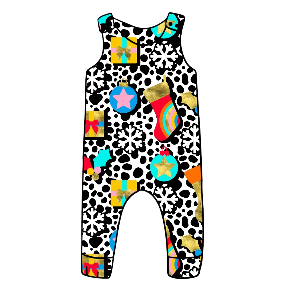 Merry and Bright Romper