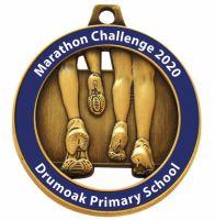 Marathon Challenge - Drumoak Primary School