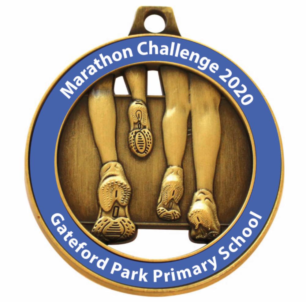 Marathon Challenge - Gateford Park Primary School