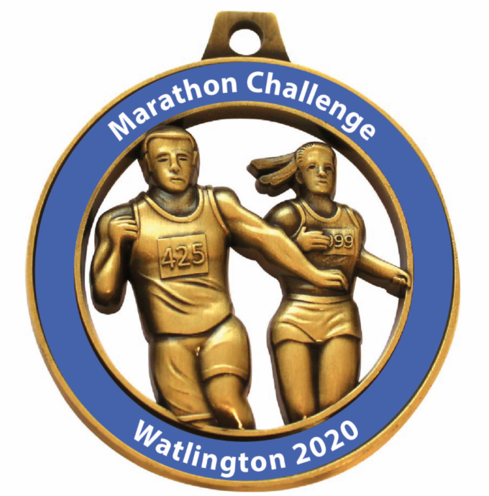 Watlington Marathon Challenge (family entry)