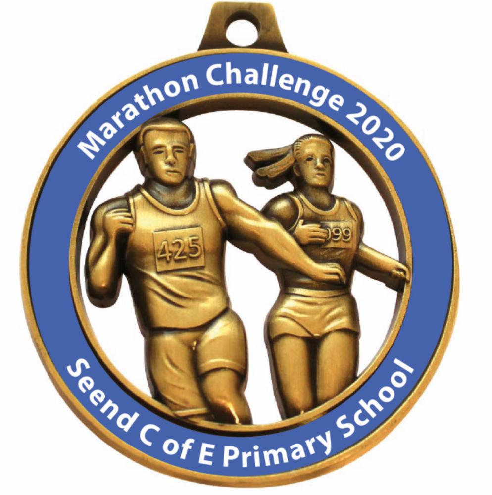 Marathon Challenge - Seend C of E Primary School
