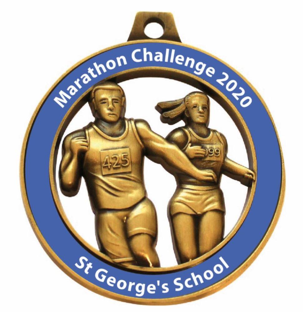 Marathon Challenge - St George's School