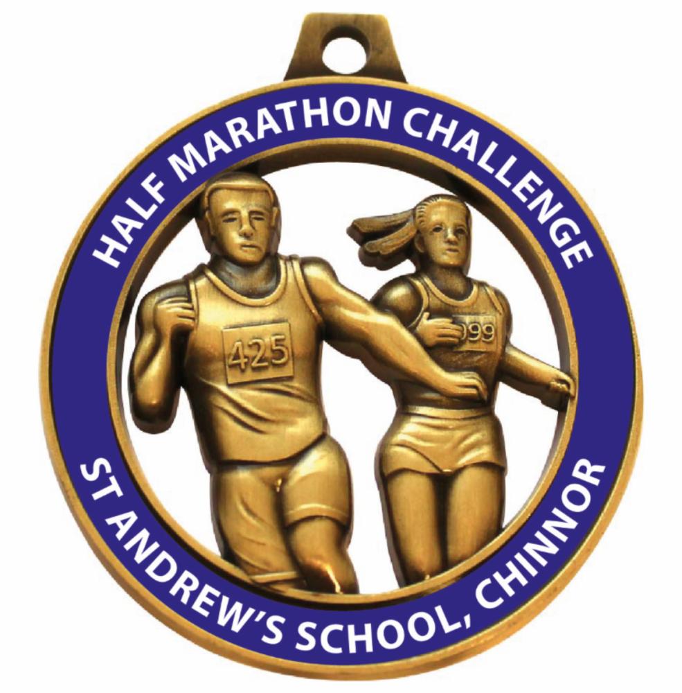 Half Marathon Challenge - St Andrew's School