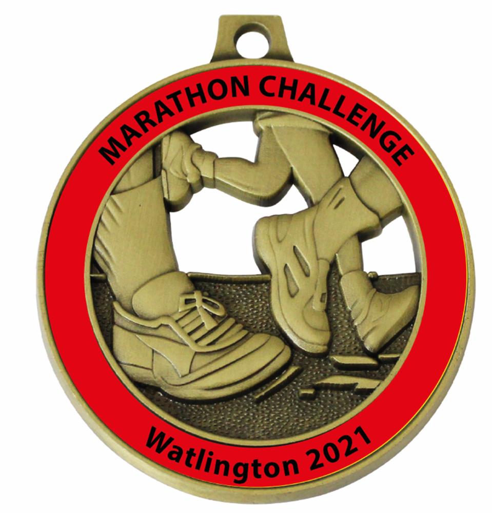 Watlington Marathon Challenge 2021