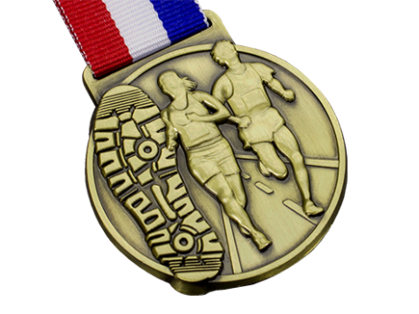 1km Virtual Competition Medal