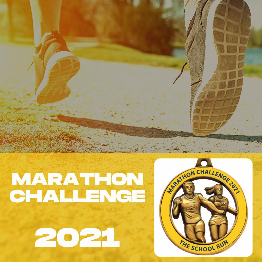 Marathon Challenge 2021