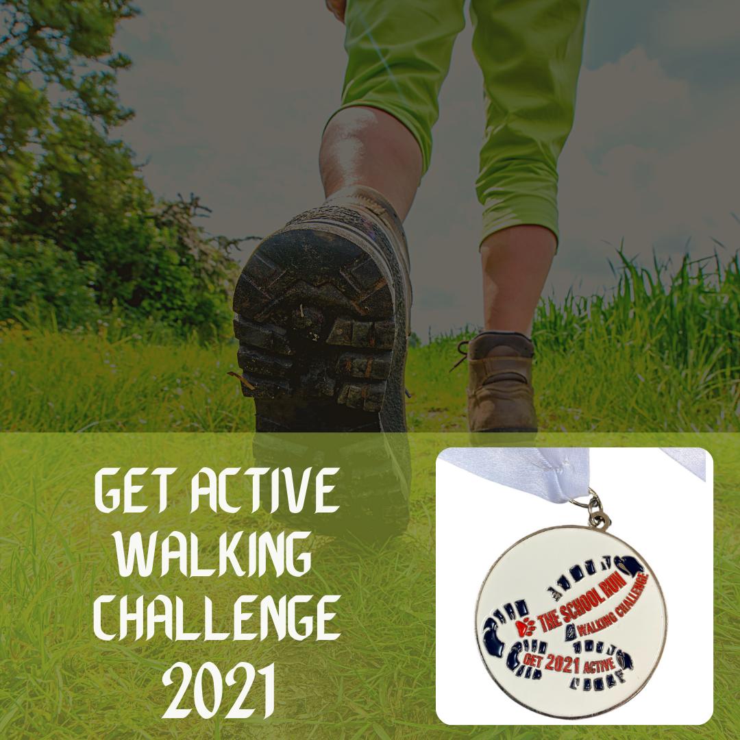 Get Active Walking Challenge 2021