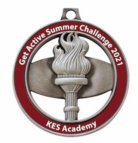 KES Academy Get Active Summer Challenge 2021 - Community Entry