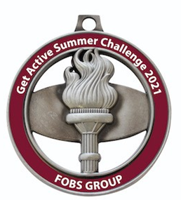 FOBS GROUP Get Active Summer Challenge 2021