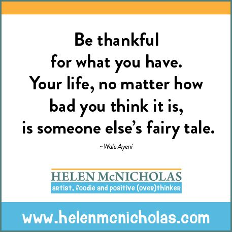 FAIRY TALE LIFE QUOTE