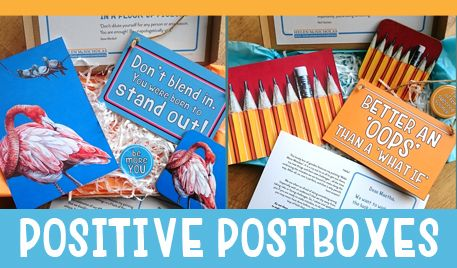 POSITIVE POSTBOXES