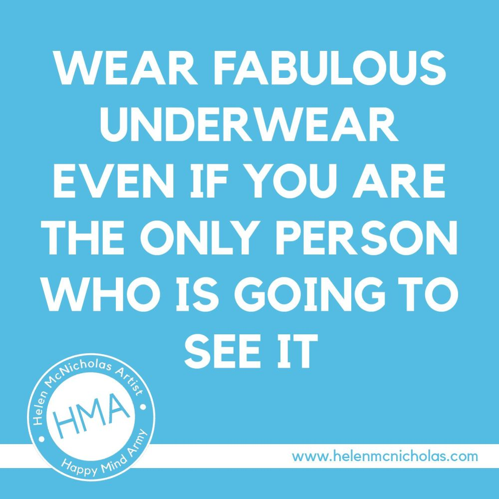 WEAR FABULOUS UNDERWEAR